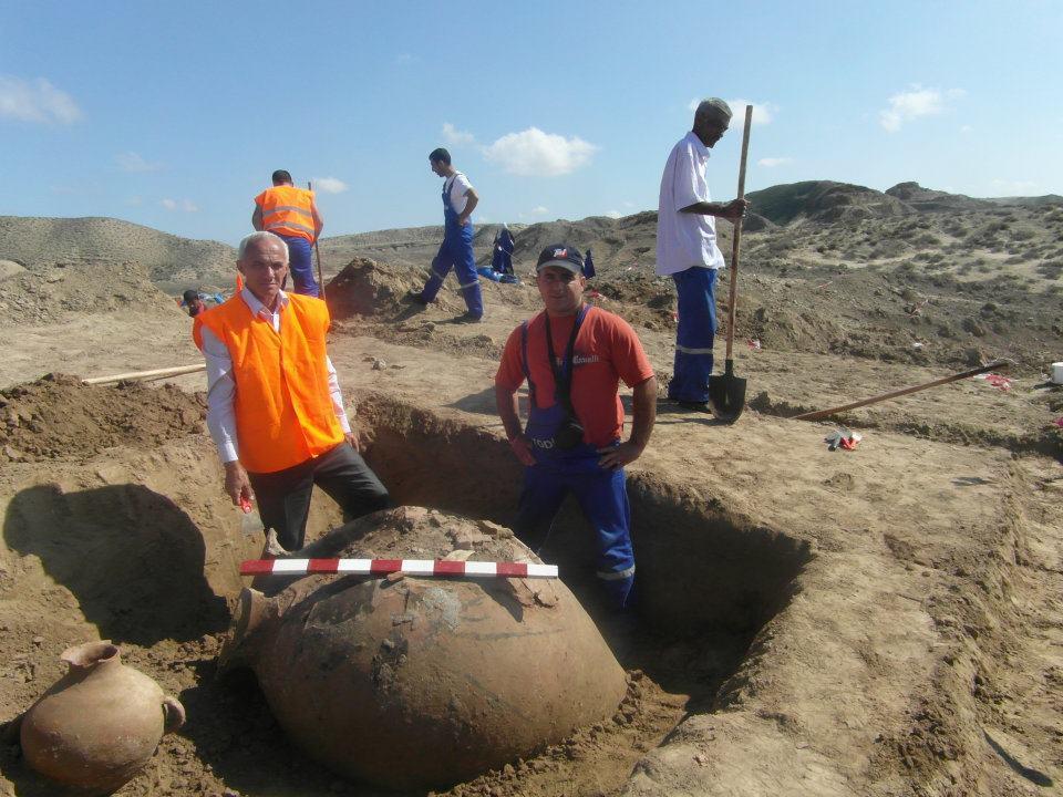Excavations confirm Azerbaijanis' identity with ancient Turks (PHOTO)