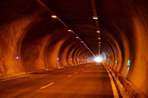 Azerbaijan's Accord commissions Sveneti-Ruisi road, two-lane tunnel in Georgia (PHOTO)