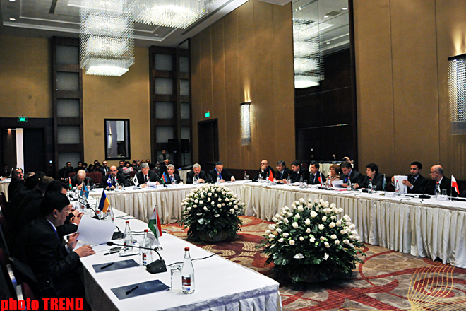 Protocol of CIS Interstate Council's meeting signed in Baku (PHOTO)