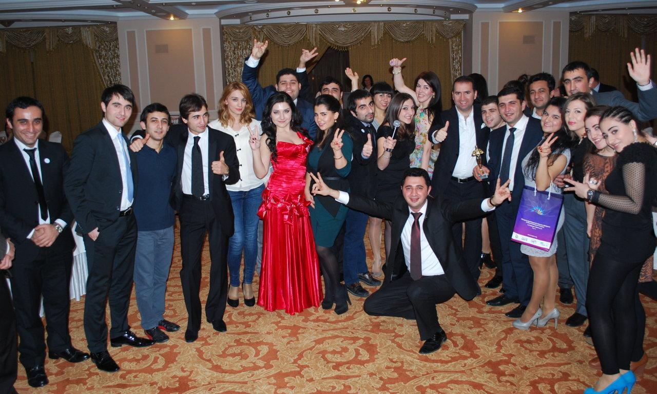 Ukrayna Azərbaycanlı Gənclər Birliyinin 2-ci forumuna yekun vurulub (FOTO)