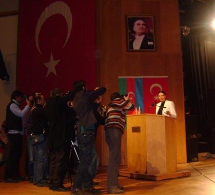 Qənirə Paşayeva: Azərbaycan Dağlıq Qarabağın Ermənistanın işğalı altında qalmasını heç bir zaman qəbul etməyəcək (FOTO)