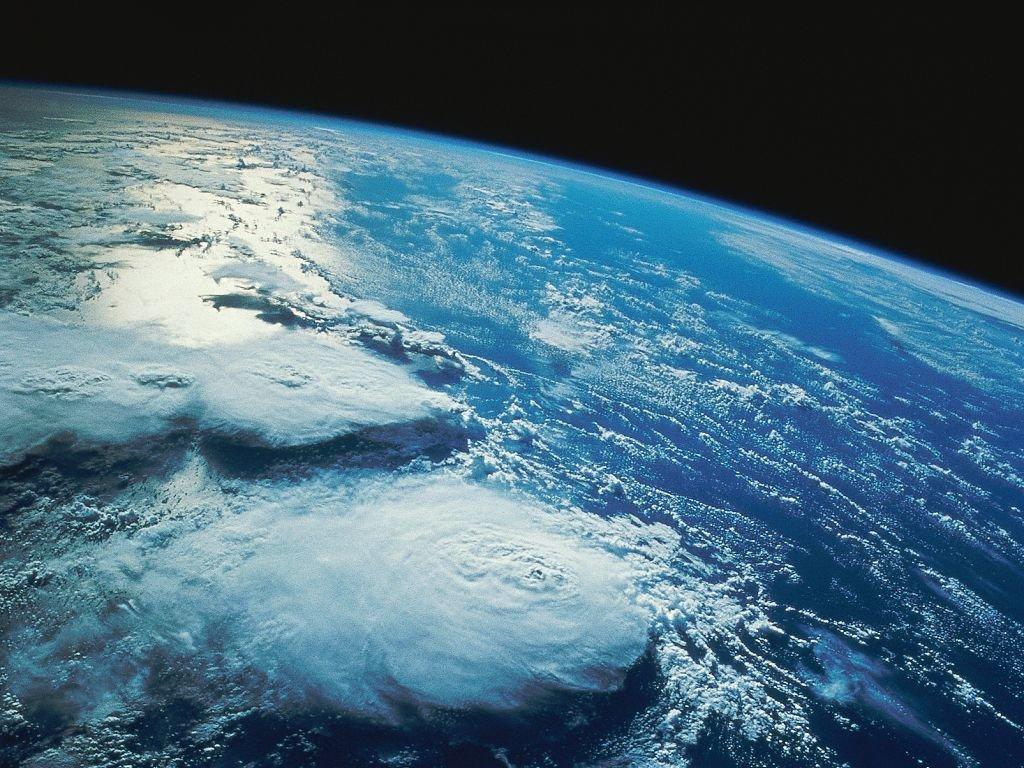 Çinin kosmik stansiyası Sakit okean üzərində yandı