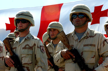 Грузия начинает совместную с США новую программу подготовки военнослужащих