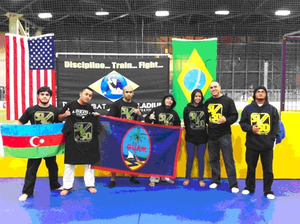 Азербайджанский студент завоевал призовое место на международном турнире по бразильскому джи-джитсу (ФОТО)