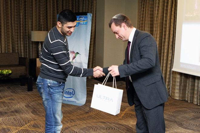 Intel и азербайджанская ULTRA представили новые решения для корпоративных заказчиков (ФОТО)