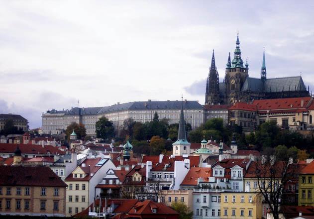 Азербайджанская Elite Travel приглашает в путешествие по Праге (ФОТО)