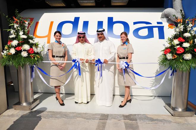 Авиакомпания flydubai открылa обновленный учебный центр (ФОТО)