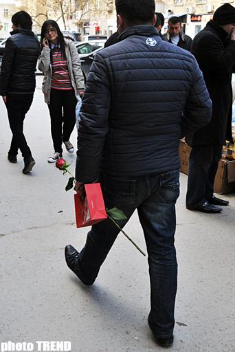 В Азербайджане отмечают Международный женский день 8 Марта (ФОТО)