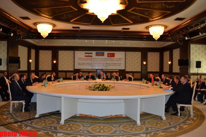 Азербайджан, Иран и Турция сделали совместное заявление (ФОТО)