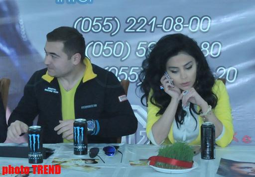Стиль от телеведущих Наны Агамалыевой и Илькина Гасани (фото)