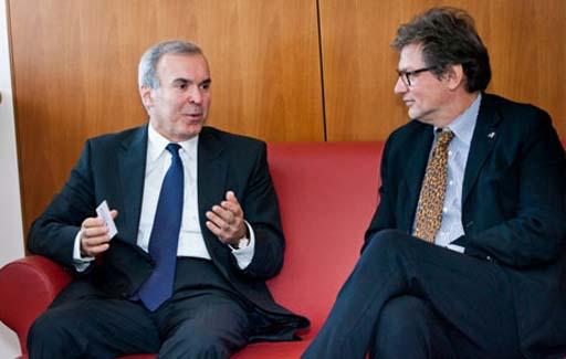 Посол Азербайджана в Италии встретился с мэром Рима (ФОТО)