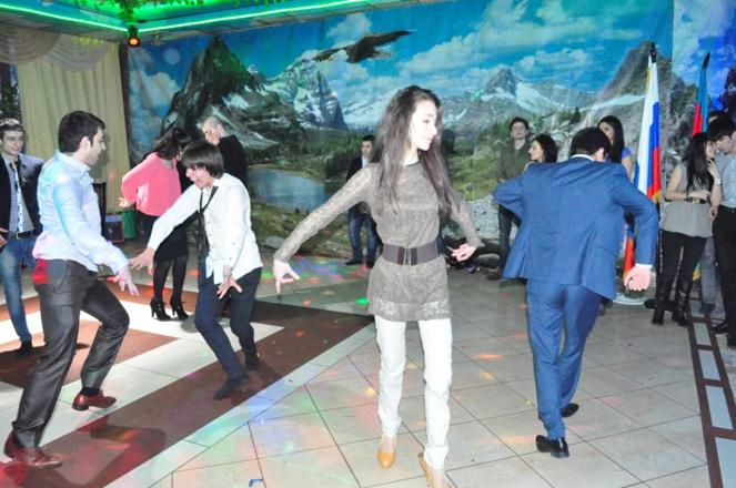 Региональное отделение АМОР в Санкт-Петербурге провело  мероприятие, посвященное Новрузу (ФОТО)