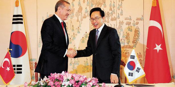 Turkey S Korea Sign Framework Agreement For Free Trade