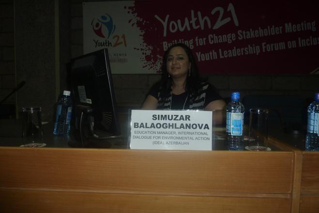 Кампания İDEA представила Азербайджан на форуме ООН (ФОТО)