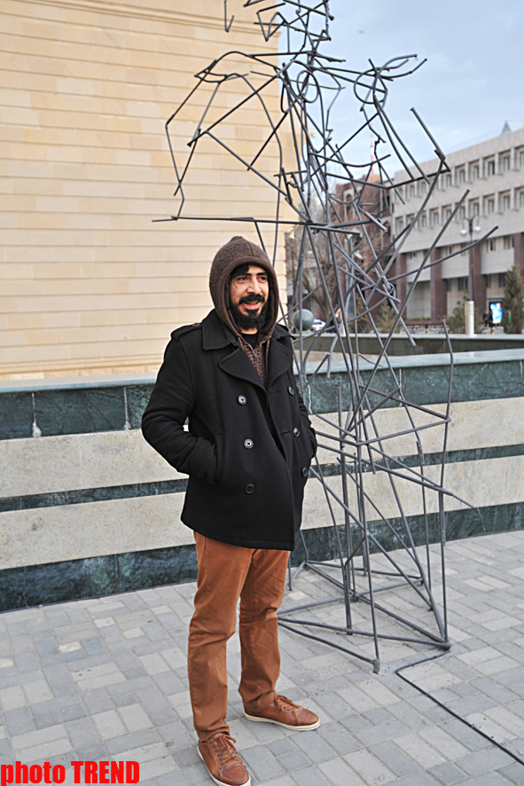 Организация YARAT! представила в Баку арт-проект Рашада Алекперова (ФОТО)