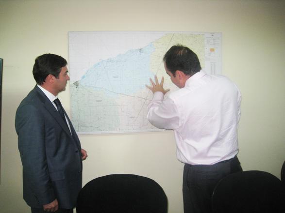 Azərbaycan və Kolumbiya arasında yeni əməkdaşlıq imkanları müzakirə olunub (FOTO)