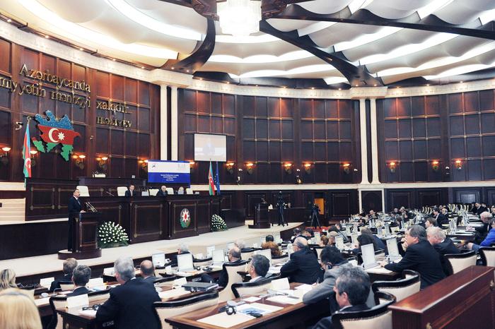Prezident İlham Əliyev: Azərbaycan beynəlxalq səviyyədə mühüm tərəfdaşa çevrilib (FOTO)
