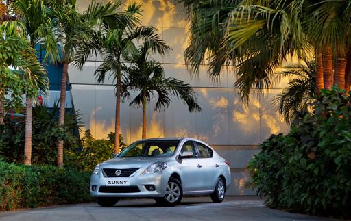 Tam yenilənmiş Nissan Sunny artıq Azərbaycanda (FOTO)
