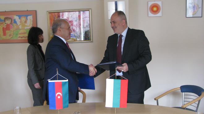 Azərbaycan və Bolqarıstan arasında sosial müdafiə sahəsində əməkdaşlıq proqramı imzalanıb (FOTO)