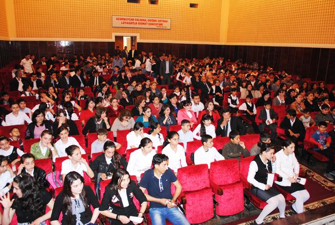 Azərbaycan rayonlarında insan alveri və zorakılığa qarşı aksiyalar keçirilib (FOTO)