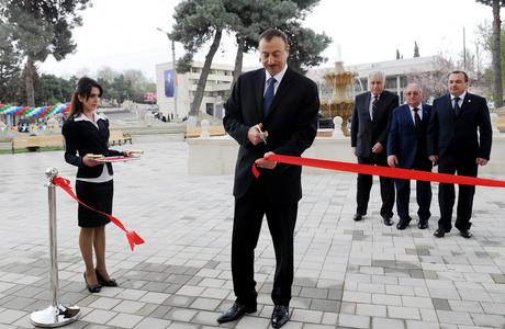 Qazaxda Şahmat Mərkəzinin açılışı olub (FOTO)