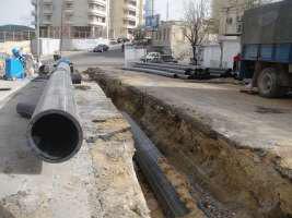 Yasamal rayonunun içməli su təchizatı yaxşılaşdırılır (FOTO)