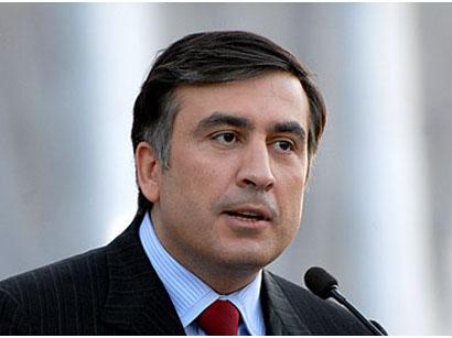 Saakaşvili barəsində 3 illik həbs qərarı verildi