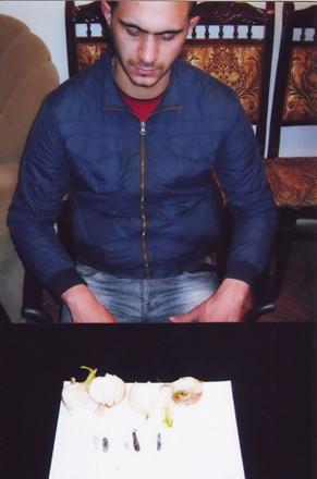 """Qobustan həbsxanasında """"ağ ölüm""""ün yayılmasının qarşısı alınıb (FOTO)"""