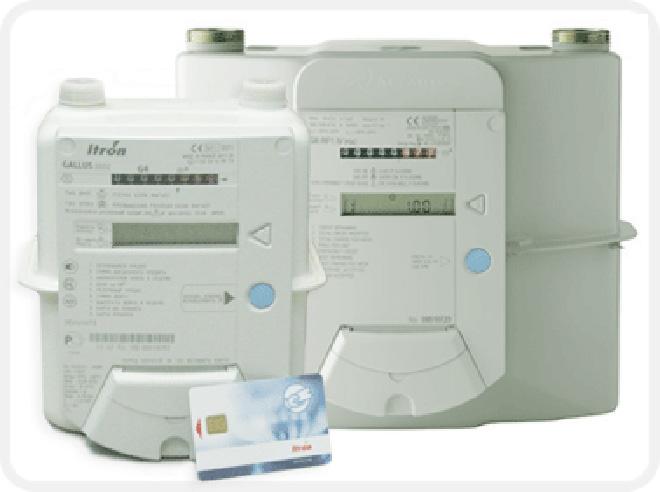 Газовые счетчики инструкция