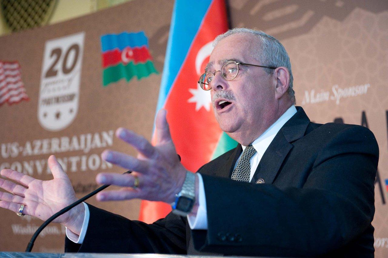 Konqresmen Stiv Koen: Azərbaycan bölgədə ABŞ-ın mühüm müttəfiqinə çevrilib (FOTO)