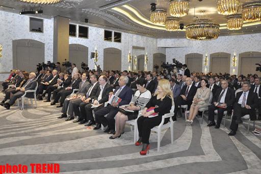 «Евровидение» - возможность донести до мировой общественности культуру и толерантность Азербайджана – Администрация Президента (ФОТО)