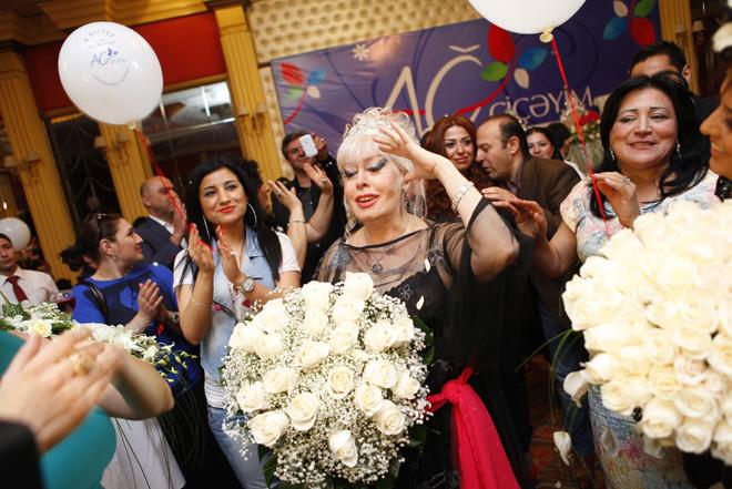 Скончалась народная артистка Азербайджана и Дагестана Ильхама Гулиева (ФОТО)