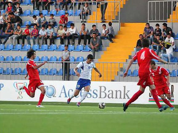 "AccessBank ""Caspian Cup"" turnirinə sponsorluq edib (FOTO)"