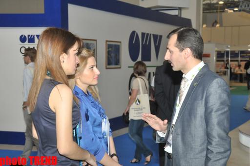 """Bakıda XIX """"Xəzər neft, qaz, neftayırma və neft kimyası - 2012"""" Beynəlxalq sərgi və konfransı keçirilir (FOTOSESSİYA)"""