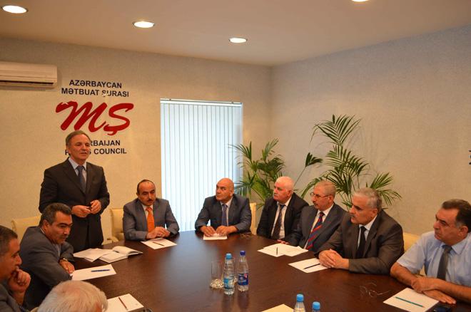 Əli Həsənov: Medianın problemlərinin həlli Azərbaycan dövləti üçün prioritetdir (FOTO)
