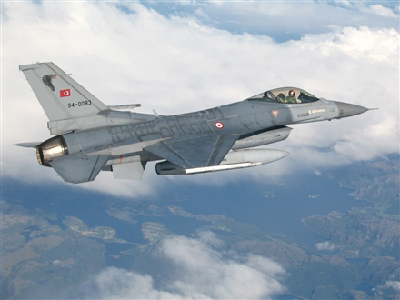Turkey aims for slimmer and better trained air force