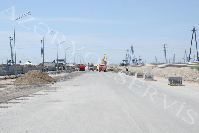 Zabrat yolunun istifadəyə veriləcəyi vaxt açıqlandı (FOTO)