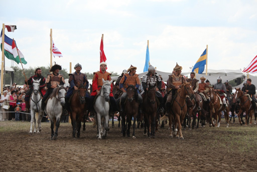 В Венгрии прошел IV гунно-тюркский съезд (ФОТО)