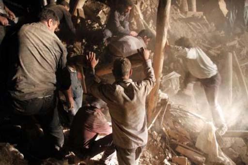 İranda zəlzələ nəticəsində yaralananların sayı 287-yə çatdı (YENİLƏNİB)