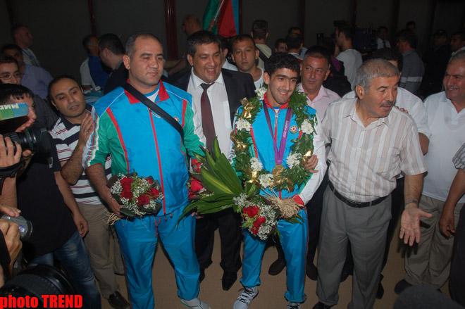 Firdovsi Umudov: İdmançılarımızın qələbəsi bütün Azərbaycan xalqının zəfəridir (FOTO)