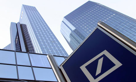 Deutsche Bank to slash jobs in retreat from Wall Street