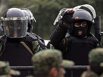 Tbilisidə antiterror əməliyyatı davam edir -