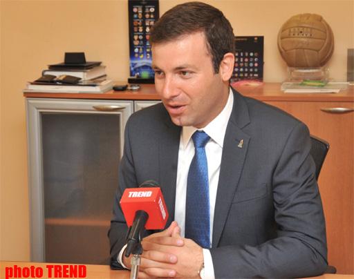 Elxan Məmmədov: Azərbaycan daha da böyük futbol turnirlərinin keçirilməsinə iddialıdır (MÜSAHİBƏ) (FOTO)