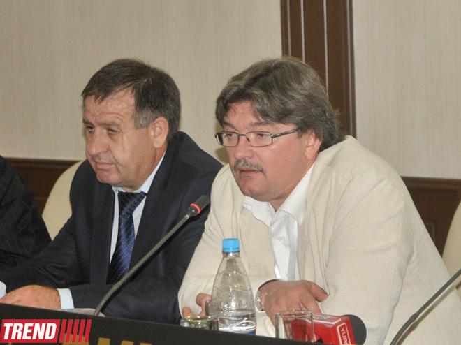 Bakı Beynəlxalq Humanitar Forumu fövqəladə uğurludur - rusiyalı jurnalist (FOTO)