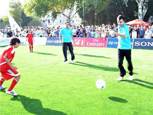 """AFFA və """"UNICEF Azerbaijan"""" birgə tədbir keçirib (FOTO)"""