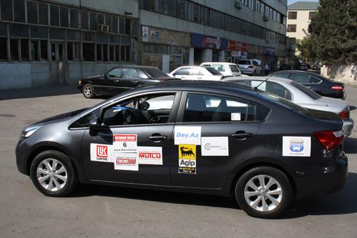 """В Баку определились победители по GPS-ориентированию """"Кто ищет, тот найдет"""" (фото)"""