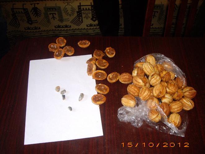 İstintaq təcridxanasına narkotik vasitələrin keçirilməsi cəhdinin qarşısı alınıb (FOTO)