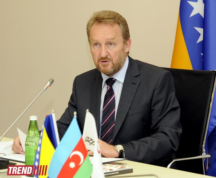 Bosniya və Herseqovina Azərbaycanı elektrik enerjisi sektoruna sərmayə yatırmağa dəvət edir (FOTO)