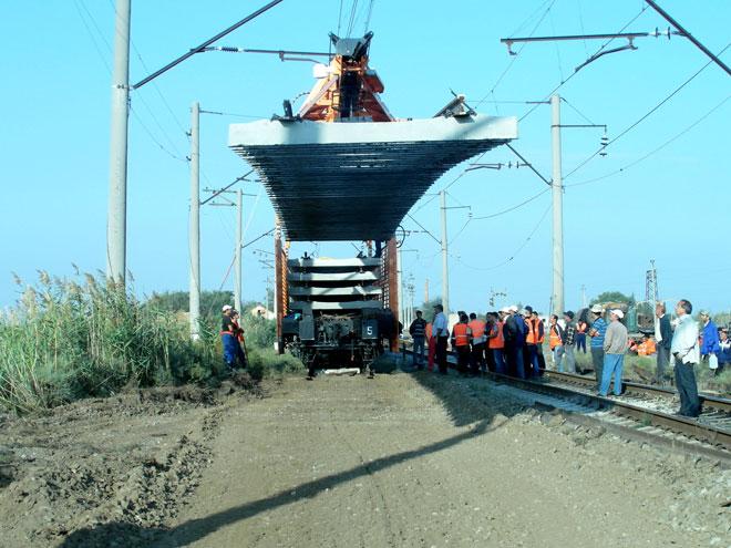 Goran-Mingəçevir mənzilində 8 km yolun təmirinə başlanılır (FOTO)