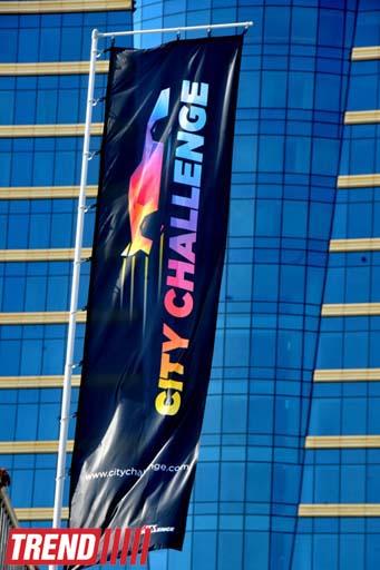 """Bakıda """"City Challenge"""" yarışlarının qalibi oktyabrın 28-də müəyyənləşəcək (ƏLAVƏ OLUNUB) (FOTO)"""